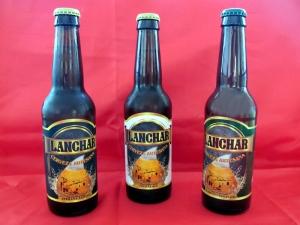 Cervezas Artesanales Lanchar Alpucosta